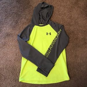Under Armour Hoodie size YLG
